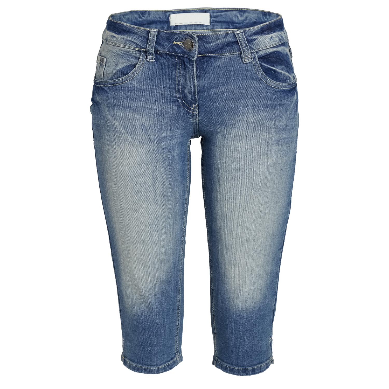 Damen 3/4 Jeans