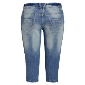 Damen 3/4 Jeans Rückansicht