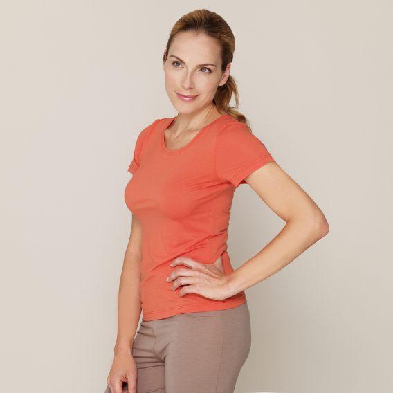 b.well Yoga Kleidung: Damen T-Shirt