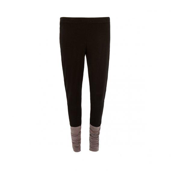 b.well Yoga Kleidung: Damen Leggings mit Stulpen
