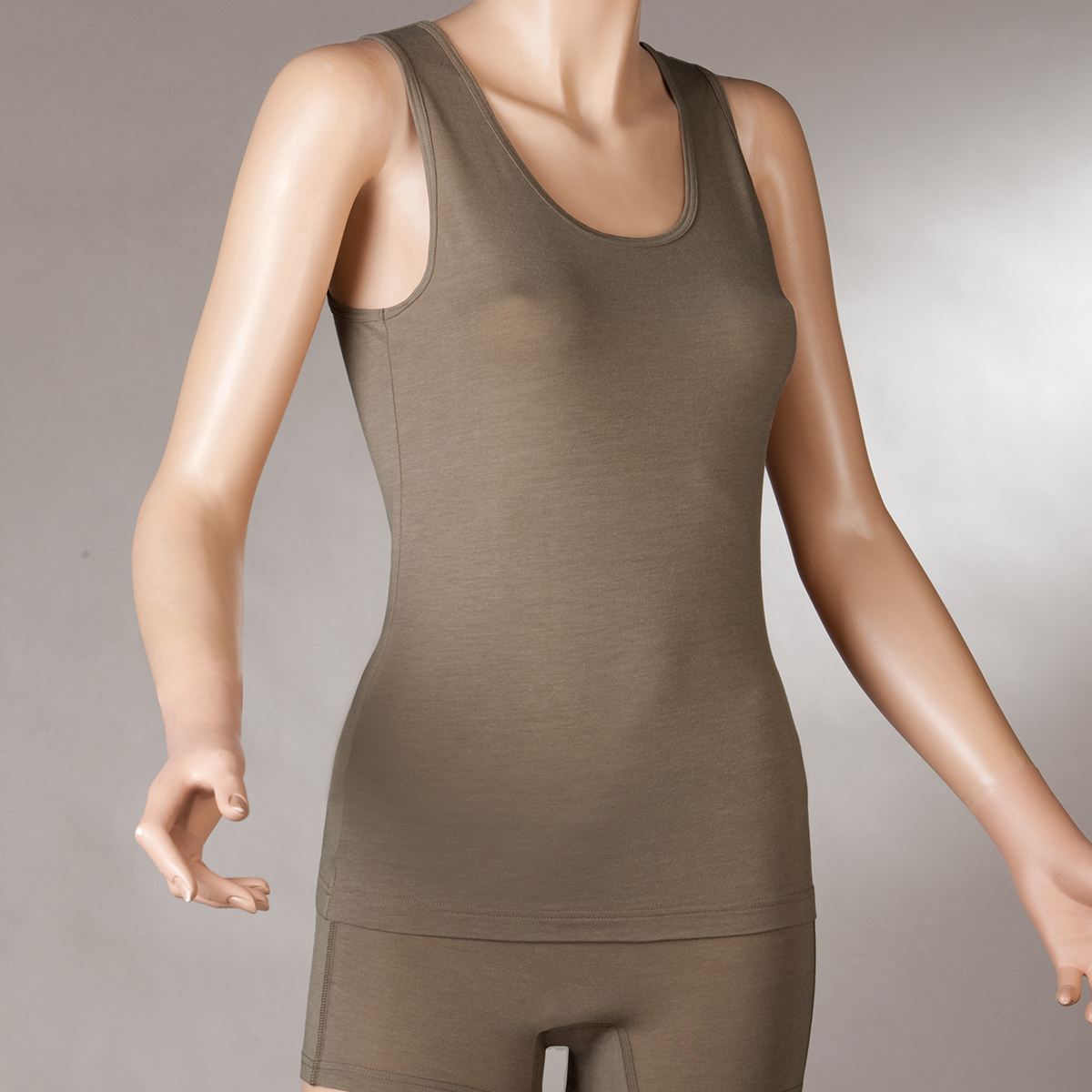 b.well Yoga Kleidung Damen Long-Top