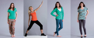 b-well Yoga Kleidung in Deutschland hergestellt