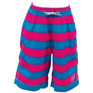 GapKids-Badeshort in Blau/Pink