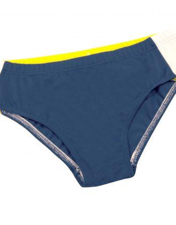 Tezenis Kinder Badehose blau-gelb