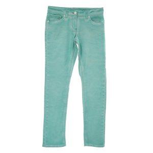 Damen Stretchhose mintgrün