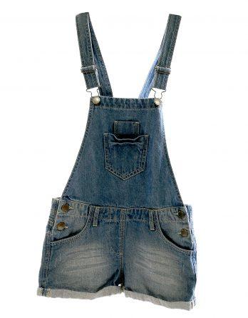 Jeans Latzhose vorne