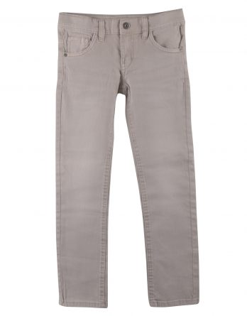 Stretch Jeans beige
