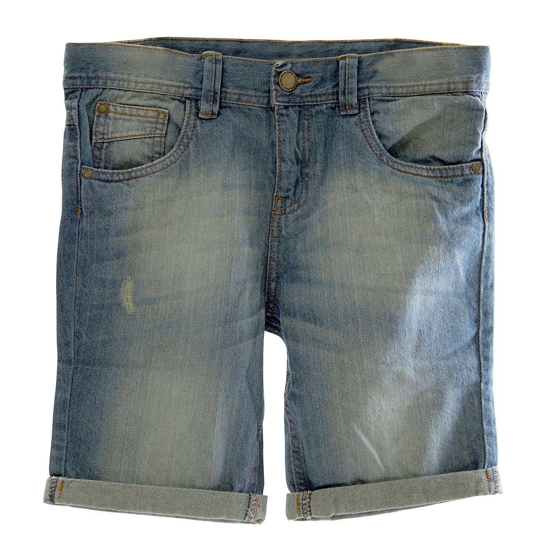 Jeans Short, halblang