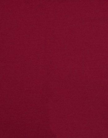 Stoff: Leinwandbindung rot